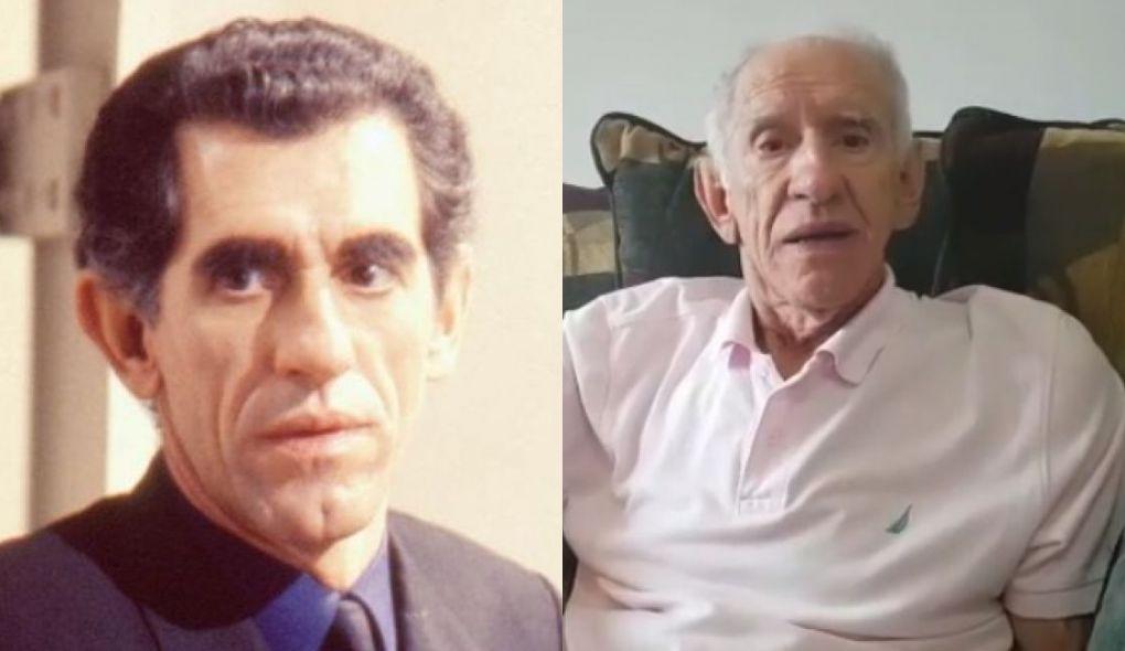 Ator Rui Resende, que fez o lobisomem na novela Roque Santeiro decide ir morar no Retiro dos Artistas - O Fato Agência de Notícias